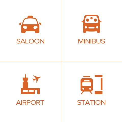 newquay taxis icons image